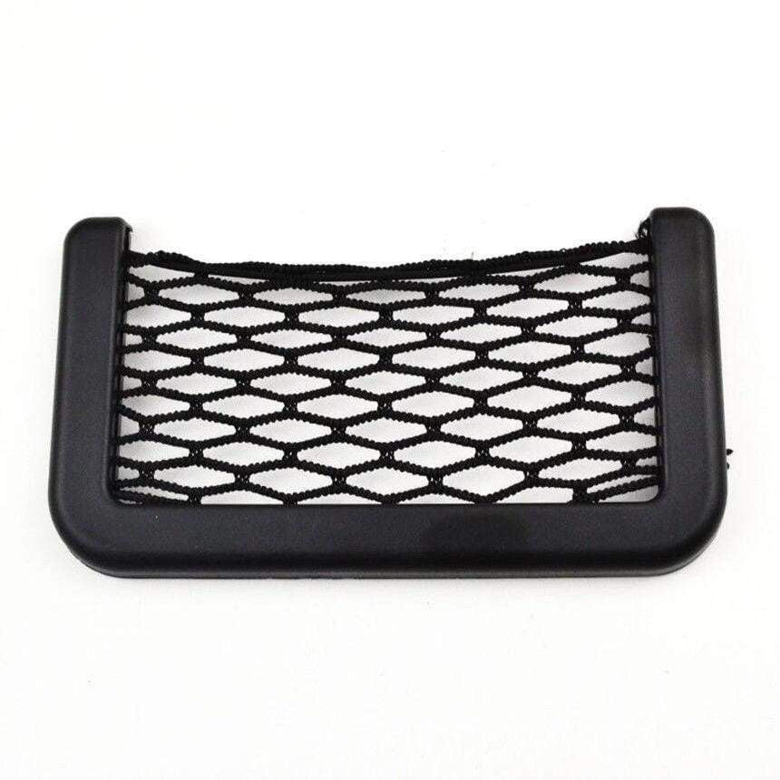 Car Phone Net Storage Bag x2 PCs