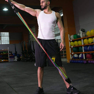 Resistance Bands for Workout and Exercise at Home