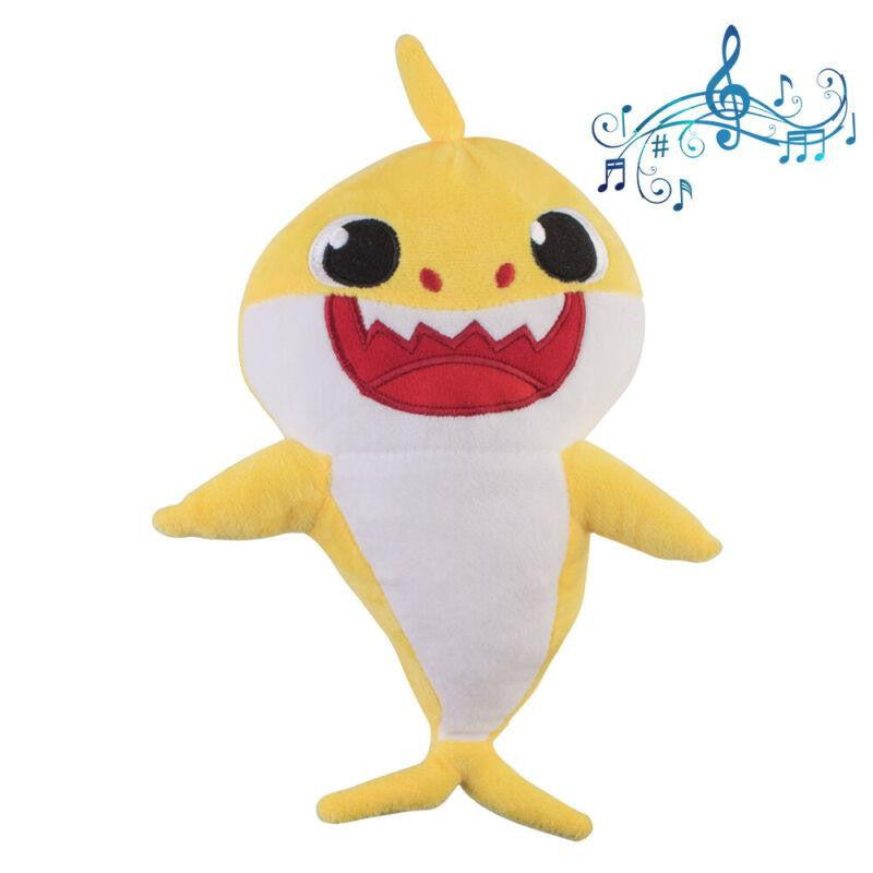 Pinkfong Baby Shark Song Plush Doll Toy