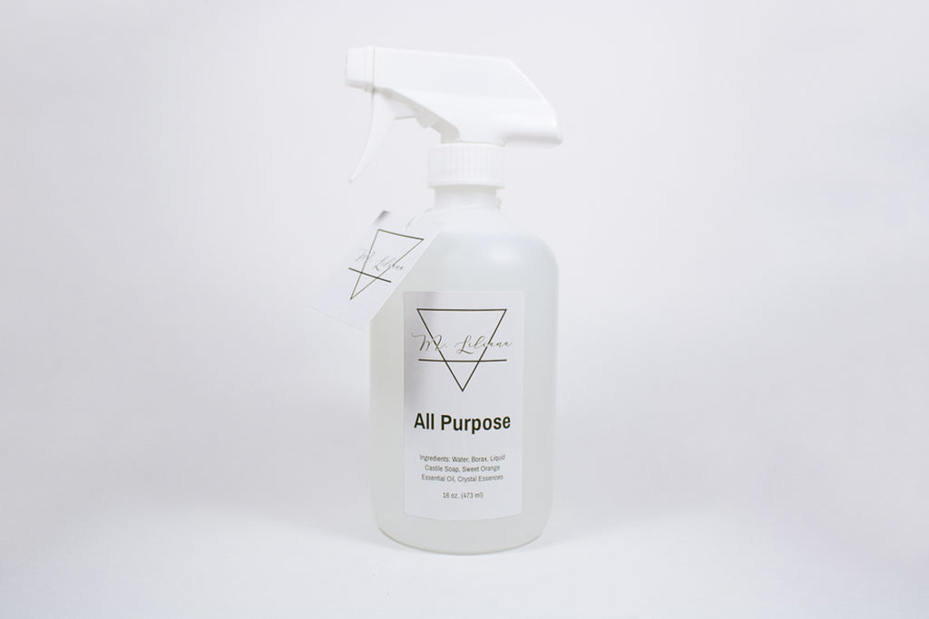 All Purpose Cleaning Spray