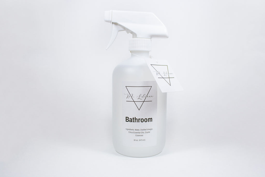 Bathroom Cleaning Spray