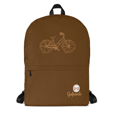 Mochila Brown Zen Bike Gafeando