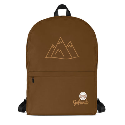 Mochila Brown Mountain Gafeando