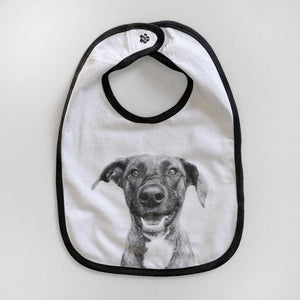 Open image in slideshow, Baby Bibs (Add-on Item) - Perkie Prints