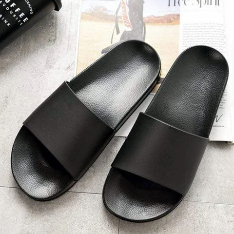 black mens sliders