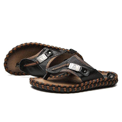 ALCUBIEREE Mens Flip-Flops  -  Cheap Surf Gear