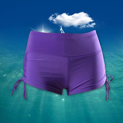 AOLIKES Womens Swim Shorts  -  Cheap Surf Gear