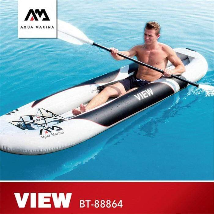 AQUA MARINA Small Kayak  -  Cheap Surf Gear