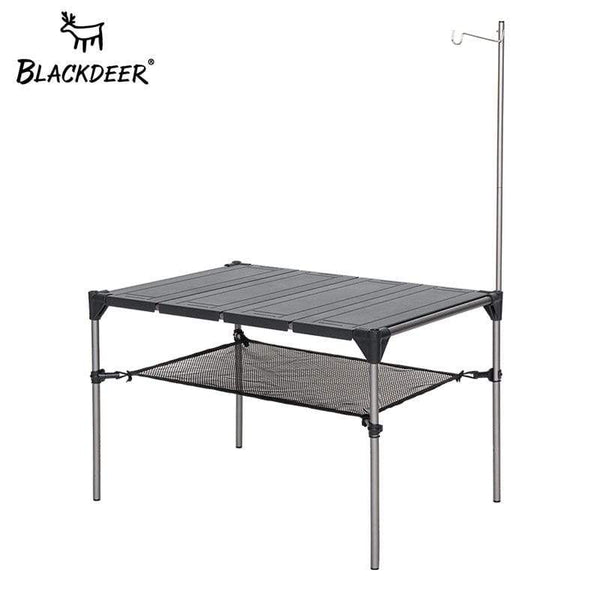 BLACKDEER Foldable Picnic Table