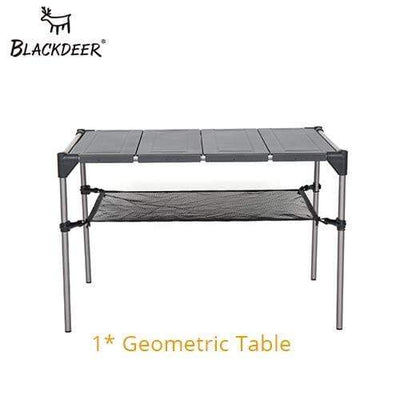 Single Table BLACKDEER Foldable Picnic Table  -  Cheap Surf Gear