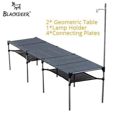 Two table sets BLACKDEER Foldable Picnic Table  -  Cheap Surf Gear