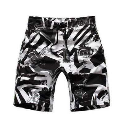 Black / 7T CAMPURE Toddler Board Shorts  -  Cheap Surf Gear