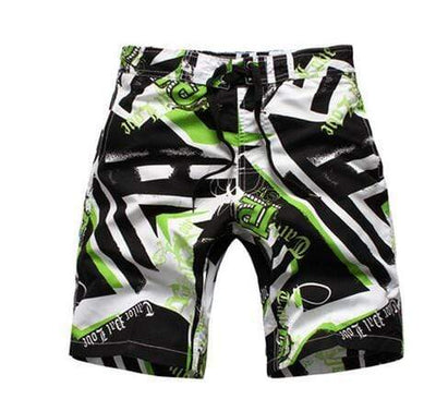 Green / 7T CAMPURE Toddler Board Shorts  -  Cheap Surf Gear