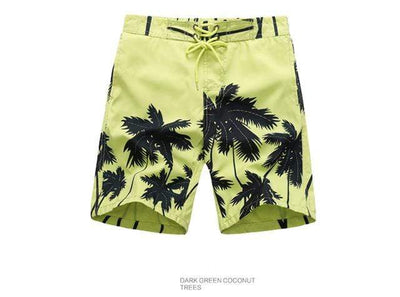 Yellow / 7T CAMPURE Toddler Board Shorts  -  Cheap Surf Gear