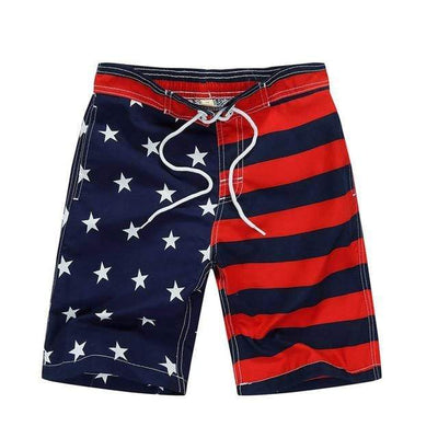 red-black / Asian S CGS Boys Board Shorts  -  Cheap Surf Gear