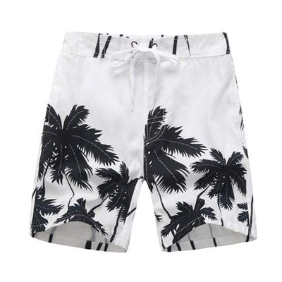 white-coconut / Asian S CGS Boys Board Shorts  -  Cheap Surf Gear