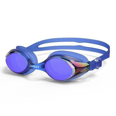 Mirror blue COPOZZ Anti Fog Goggles  -  Cheap Surf Gear