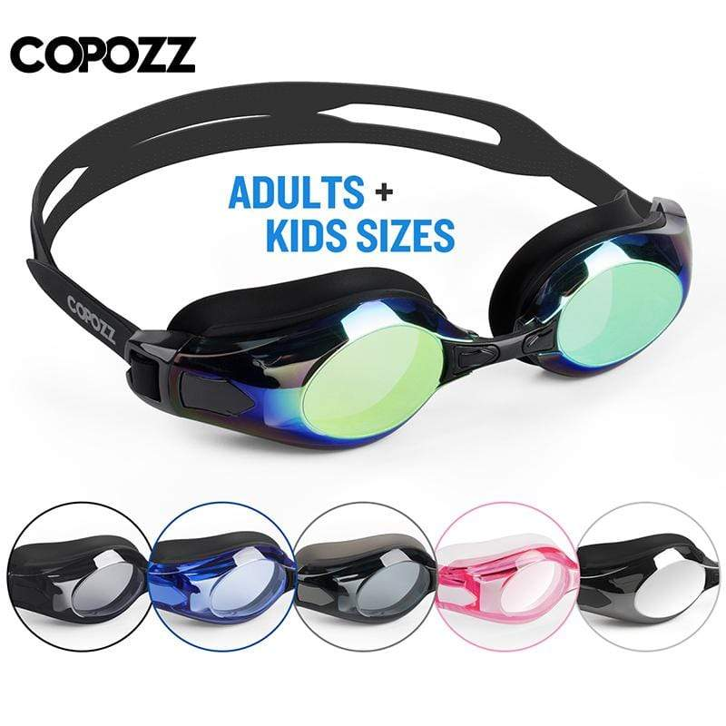 COPOZZ Best Swimming Goggles  -  Cheap Surf Gear