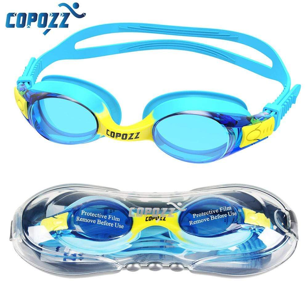 COPOZZ Youth Swim Goggles  -  Cheap Surf Gear