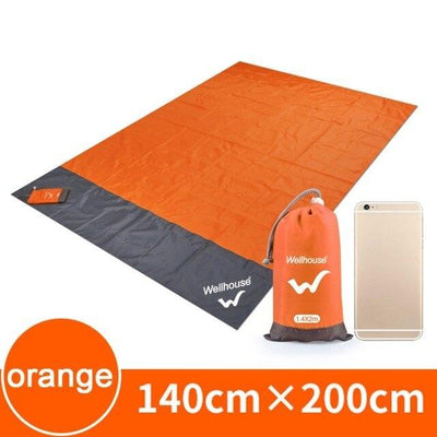 Orange / L CSG Beach Mattress  -  Cheap Surf Gear