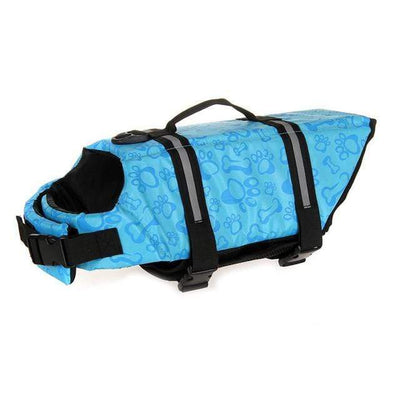 Blue Paw / L CSG Best Dog Life Vest  -  Cheap Surf Gear