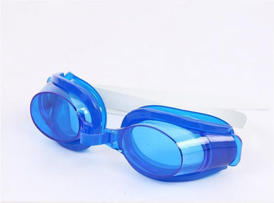 Dark Blue / Russian Federation CSG Junior Swimming Goggles  -  Cheap Surf Gear