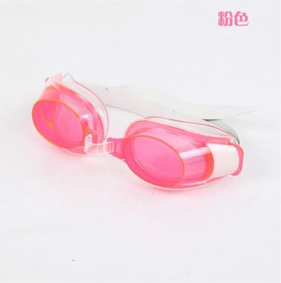 Pink / Russian Federation CSG Junior Swimming Goggles  -  Cheap Surf Gear