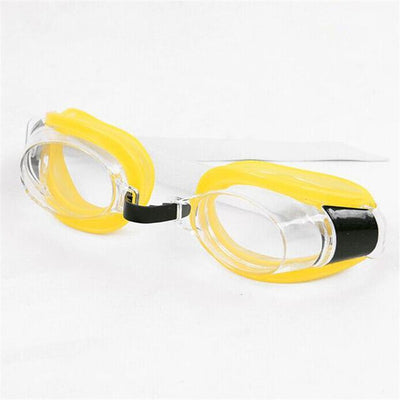 Yellow / Russian Federation CSG Junior Swimming Goggles  -  Cheap Surf Gear