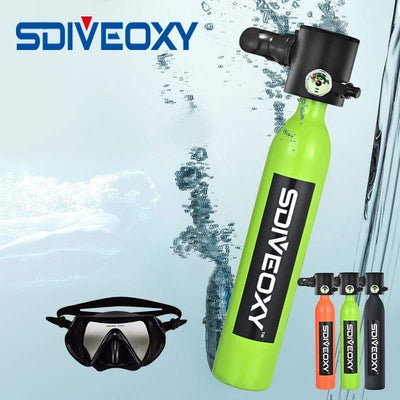 CSG Scuba Oxygen Tank  -  Cheap Surf Gear