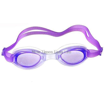 Purple CSG Swimming Sea Goggles  -  Cheap Surf Gear