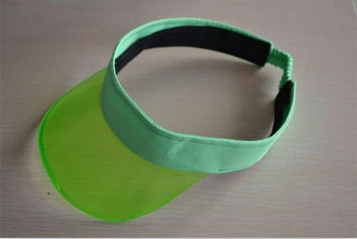green CSG Visor Hat  -  Cheap Surf Gear