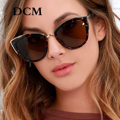 DCM Cat Eye Polarized Sunglasses  -  Cheap Surf Gear