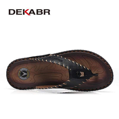 DEKABR Comfortable Flip Flops  -  Cheap Surf Gear