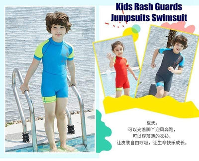 DIVE&SAIL Kids Rash Guard  -  Cheap Surf Gear
