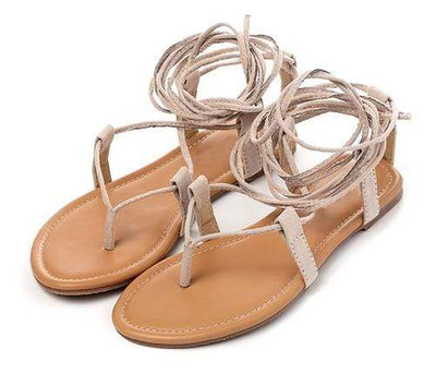 Apricot / 4 EILYKEN Roman Sandals  -  Cheap Surf Gear
