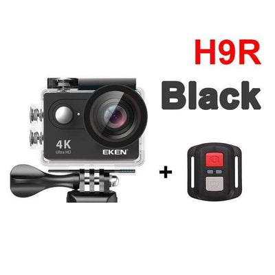 H9R BLACK / Spain / Standard EKEN Underwater Video Camera  -  Cheap Surf Gear