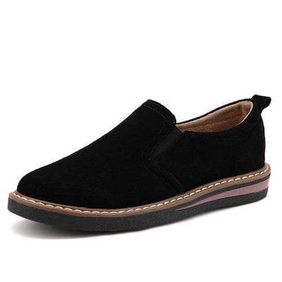 01 black / 6 EOFK Womens Boat Shoes  -  Cheap Surf Gear