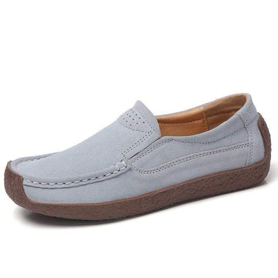 02 sky blue / 6 EOFK Womens Boat Shoes  -  Cheap Surf Gear