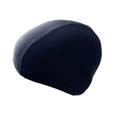 Black / CHINA FANG NYMPH Mens Swim Cap  -  Cheap Surf Gear