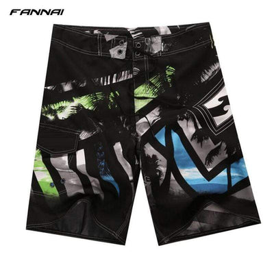 FANNAI Long Board Shorts  -  Cheap Surf Gear