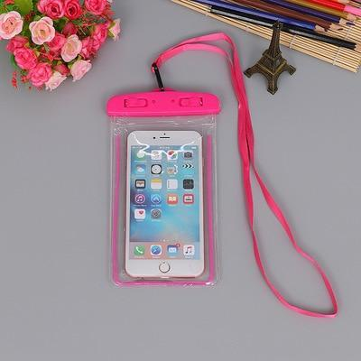 Pink Color FGHGF Waterproof Phone Bag  -  Cheap Surf Gear
