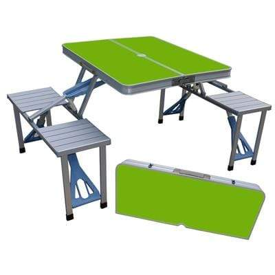 GEOMETRICS DREAM Portable Beach Table