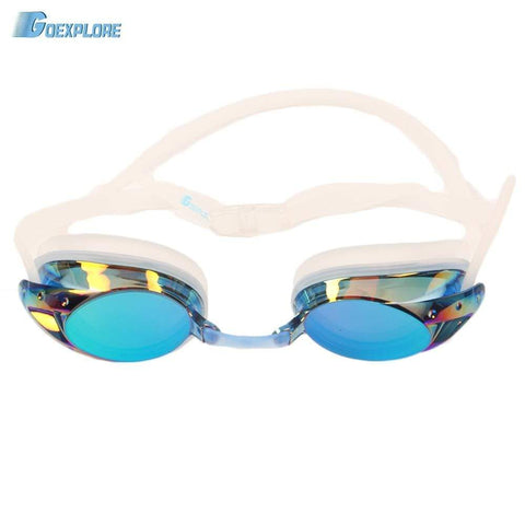 GOEXPLORE Professional Swimming Goggles