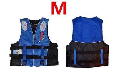 Blue M HI BLACK Youth Life Jackets  -  Cheap Surf Gear