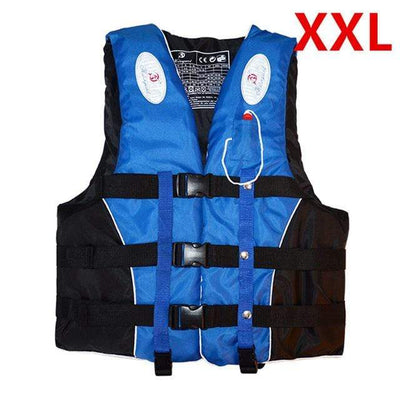 Blue XXL HI BLACK Youth Life Jackets  -  Cheap Surf Gear