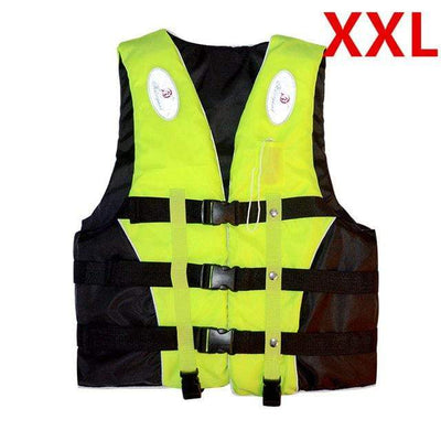Green XXL HI BLACK Youth Life Jackets  -  Cheap Surf Gear