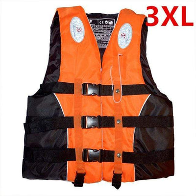 Orange 3XL HI BLACK Youth Life Jackets  -  Cheap Surf Gear