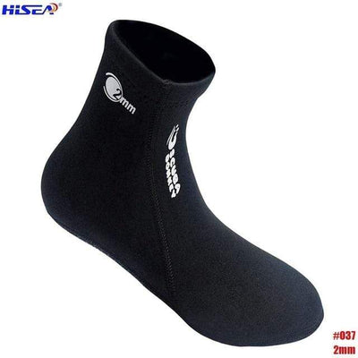 O037 2mm / L HI SEA Neoprene Booties  -  Cheap Surf Gear