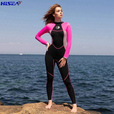 HI SEA One Piece Wetsuit (3mm) - Women  -  Cheap Surf Gear