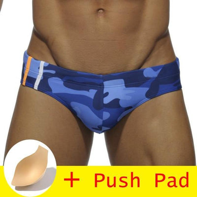 11 / L HIBUBBLE Male Swimwear  -  Cheap Surf Gear
